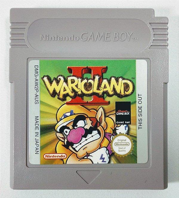 Wario Land II Original - GB