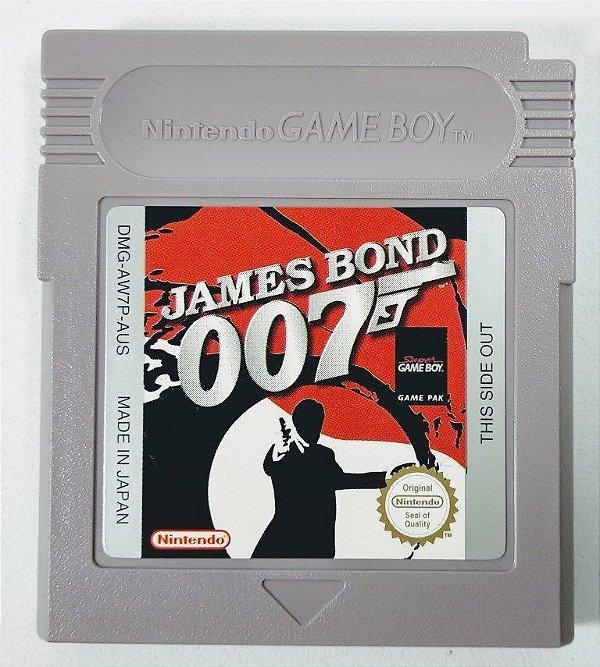 Jogo James Bond 007 Original - GB
