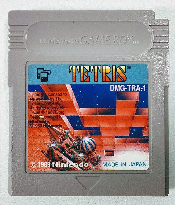 Jogo Tetris Original - GB