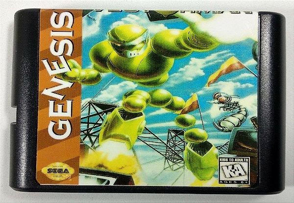 Jogo Vectorman - Mega Drive