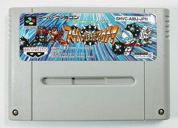 Jogo Super Tekkyu Fight! - Super Famicom