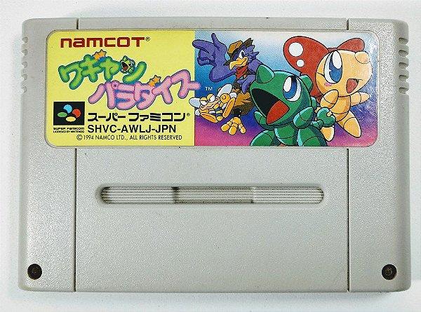 Jogo Wagyan Paradise Original - Super Famicom