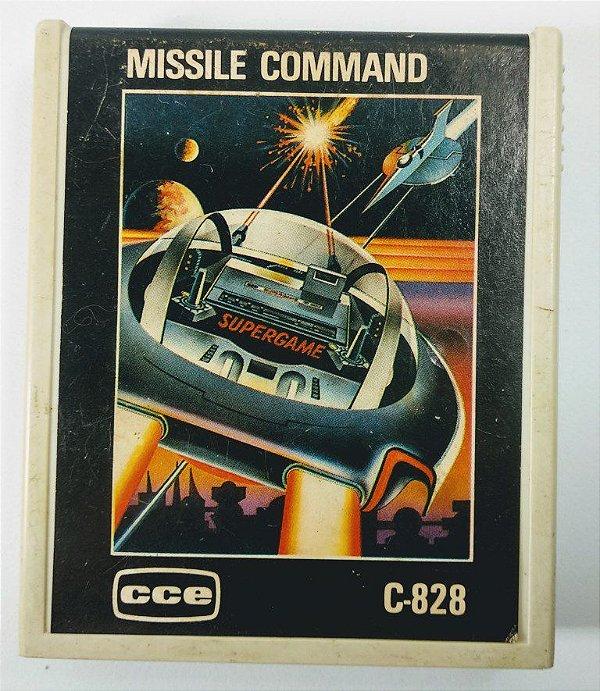 Jogo Missile Command CCE - Atari