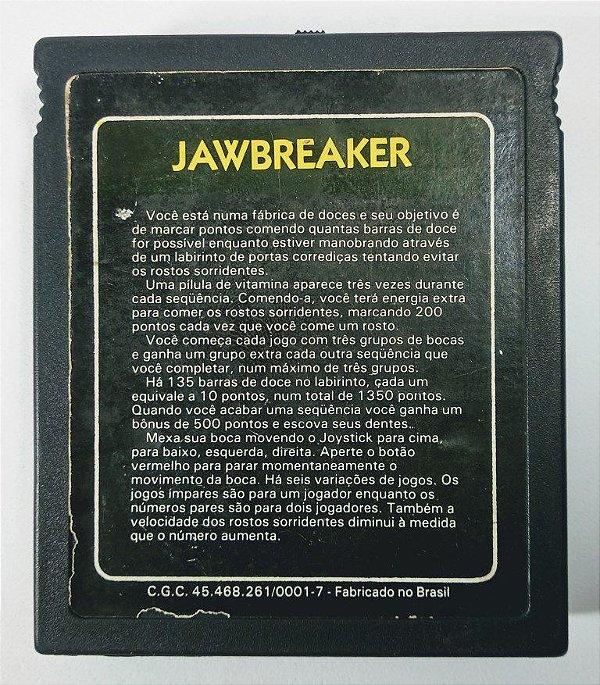 2 in 1 (River Raid - Jawbreaker) - Atari