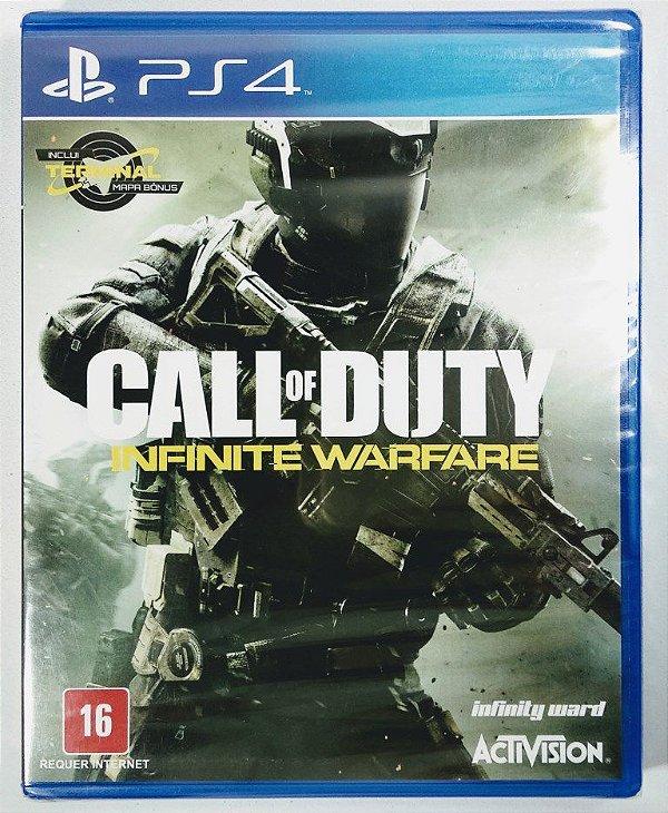 Jogo Call of Duty Infinite Warfare (lacrado) - PS4
