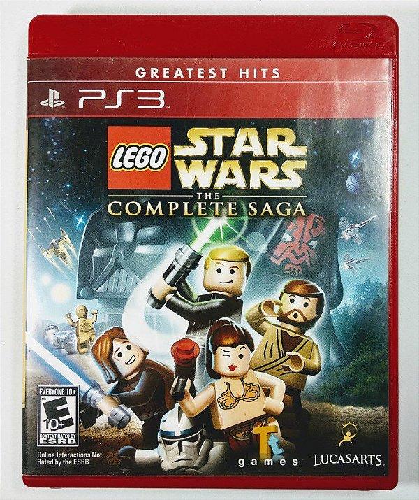 Jogo Lego Star Wars: The Complete Saga - PS3