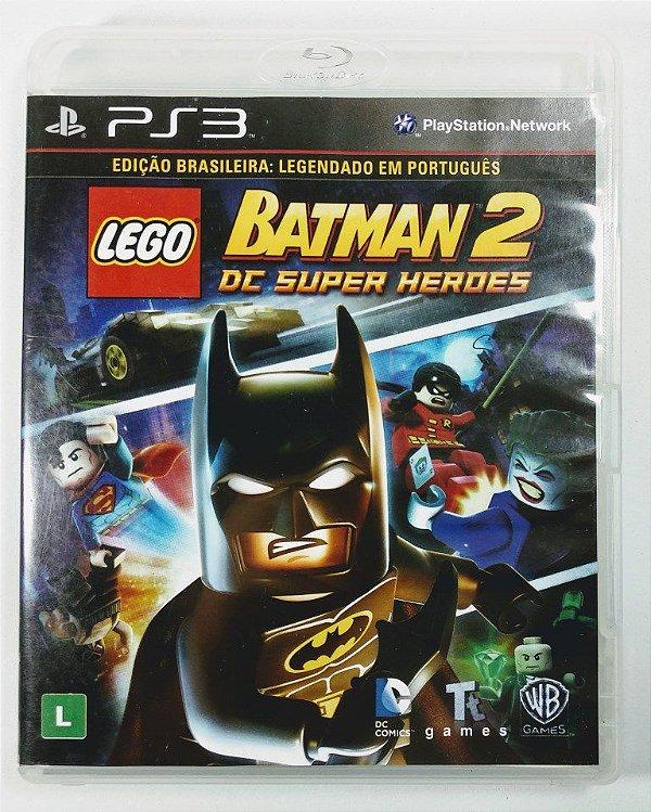Jogo Lego Batman 2 - PS3