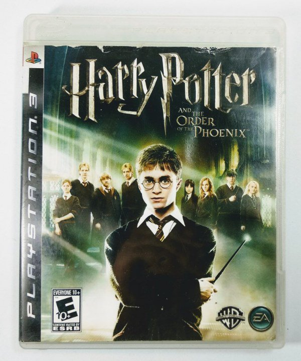 Jogo Harry Potter and the Order of the Phoenix - PS3