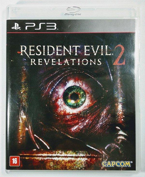 Jogo Resident Evil Revelations 2 - PS3