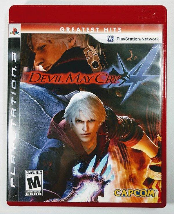 Jogo Devil May Cry 4 - PS3