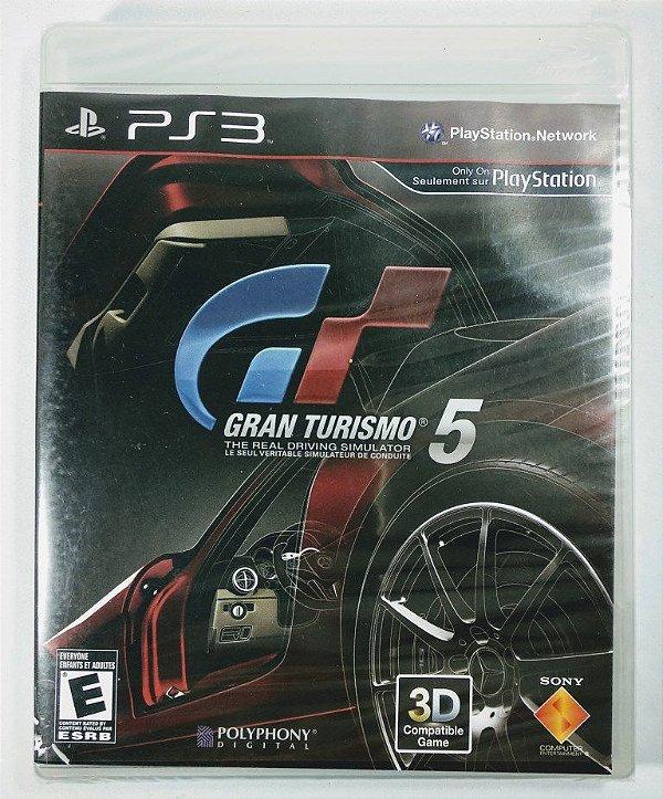 Jogo Gran Turismo 5 (Lacrado) - PS3
