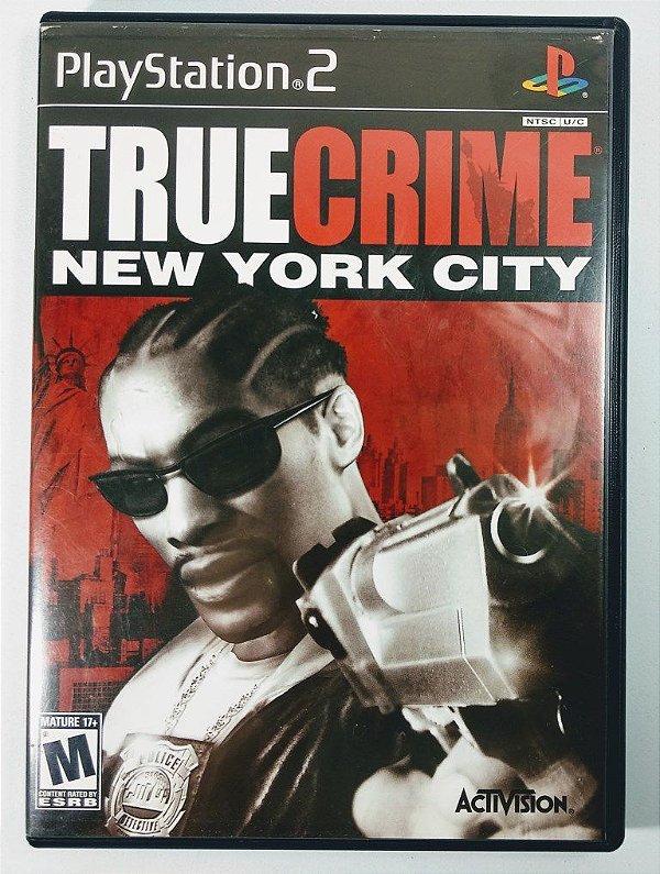 Jogo True Crime New York City Original - PS2