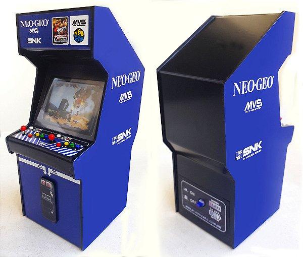 Metal Slug (Gabinete Neo-Geo AZUL)