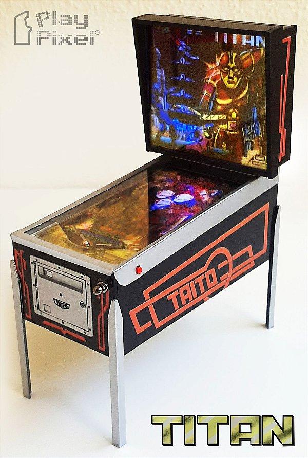 Titan - Taito 1982