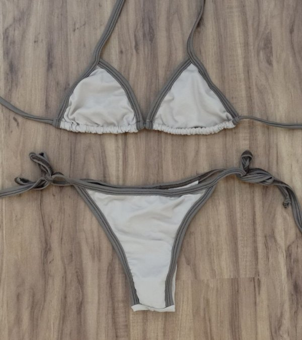 Biquini Nude e Marron