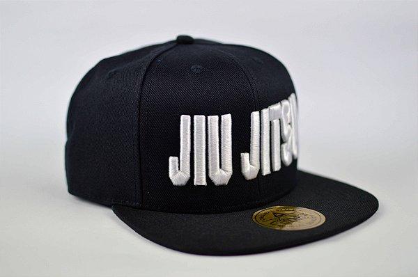 184f4efaf12f8 Boné Jiu Jitsu - Bordado - Loja Muito Mais Ação - Jiu Jitsu