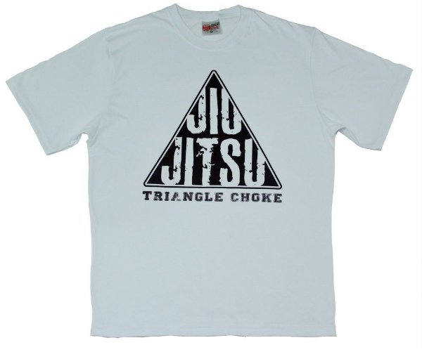 Camiseta de Jiu Jitsu Triangulo Choke