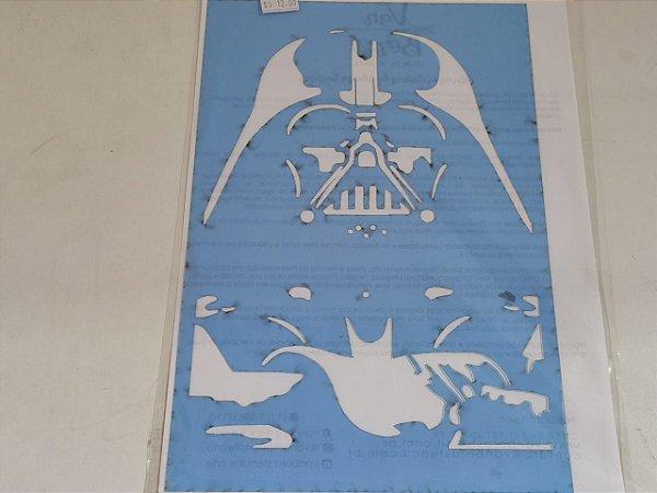 STENCIL VAN BORA 28X19 STAR WARS 02