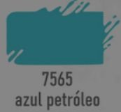 TRUE COLORS - TINTA ACRÍLICA ARTCOLORS 60ML AZUL PETROLEO
