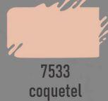 TRUE COLORS - TINTA ACRÍLICA ARTCOLORS 60ML COQUETEL