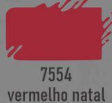 TRUE COLORS - TINTA ACRÍLICA ARTCOLORS 60ML VERMELHO NATAL