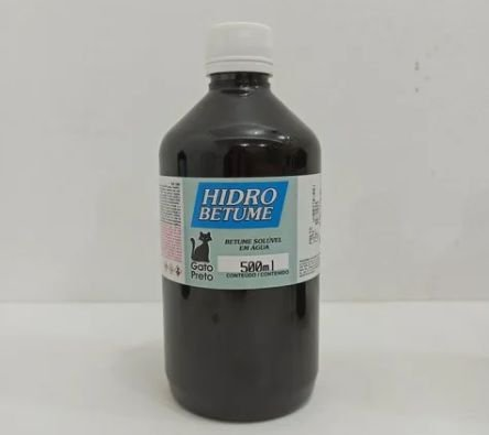 HIDRO BETUME GATO PRETO 500ML