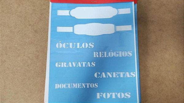 STENCIL 20X25 - PALAVRAS MASCULINAS