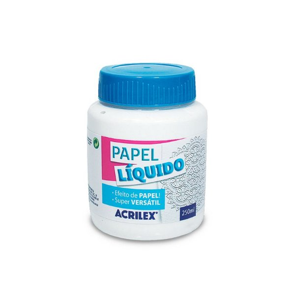 PAPEL LIQUIDO ACRILEX 250ML