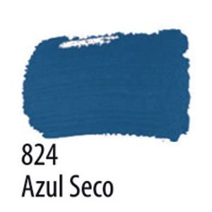 TINTA PVA FOSCA 100ML 824 AZUL SECO ACRILEX