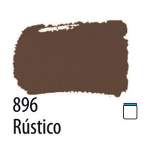 TINTA PVA FOSCA 100ML 896 RUSTICO ACRILEX