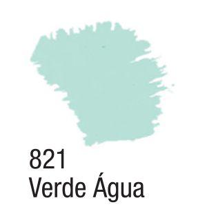 TINTA ACRÍLICA FOSCA 60ML 821 VERDE ÁGUA ACRILEX