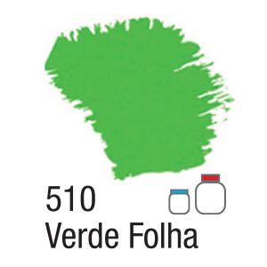 TINTA ACRÍLICA FOSCA 60ML 510 VERDE FOLHA ACRILEX