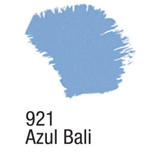 TINTA ACRÍLICA FOSCA 60ML 921 AZUL BALI ACRILEX