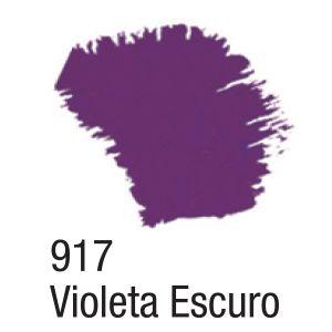 TINTA ACRÍLICA FOSCA 60ML 917 VIOLETA ESCURO ACRILEX