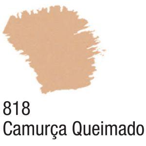 TINTA ACRÍLICA FOSCA 60ML 818 CAMURÇA QUEIMADO ACRILEX