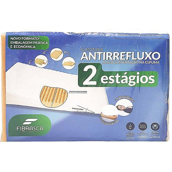 Travesseiro Rampa Terapêutica Antirrefluxo 2 Estágios - Fibrasca