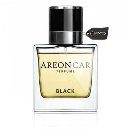 ARO CAR PERFUME 50ML BLACK AREON