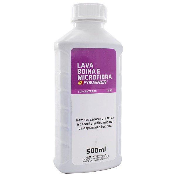 LIMPA BOINA/MICROFIBRA 500ML FINISHER