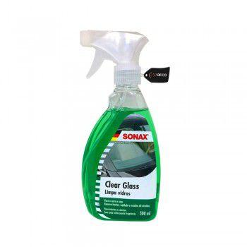 Clear Glass BR 500ml Sonax