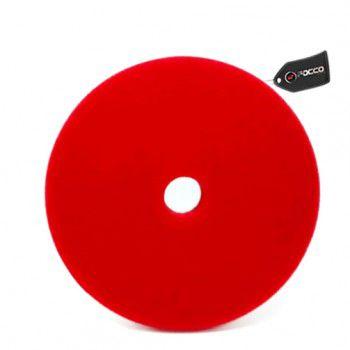Heavy Cut Foam Pad Red 6'' Menzerna