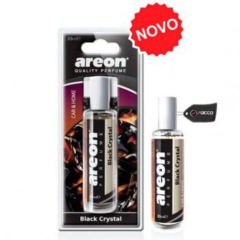 ARO PERFUME BLISTER 35ML BLACK CRYSTAL AREON