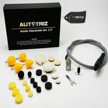 Mini Politriz Nano Polisher Kit 2.0 Autotriz