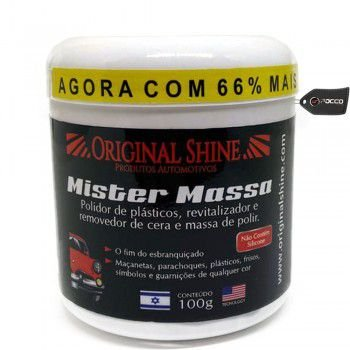 MISTER MASSA 100G ORIGINAL SHINE