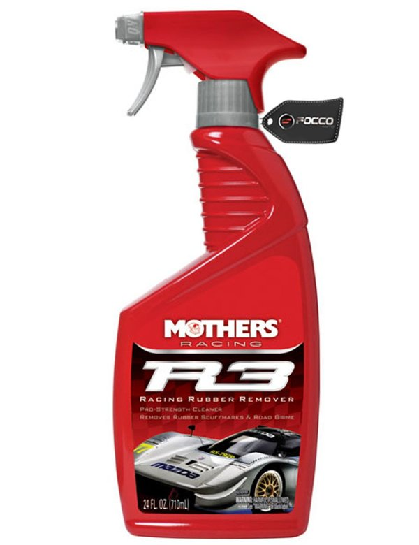R3 Racing Rubber Remover 710ml Mothers
