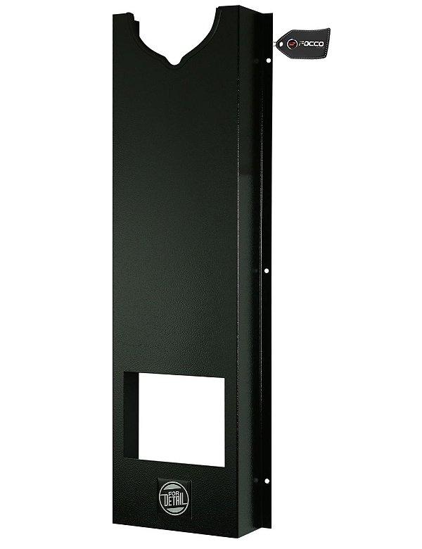 HOLDER POLITRIZ SIMPLES X 650MM PRETO FOR DETAIL
