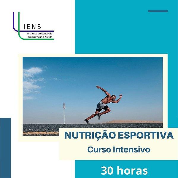 Curso Intensivo de Nutrição Esportiva