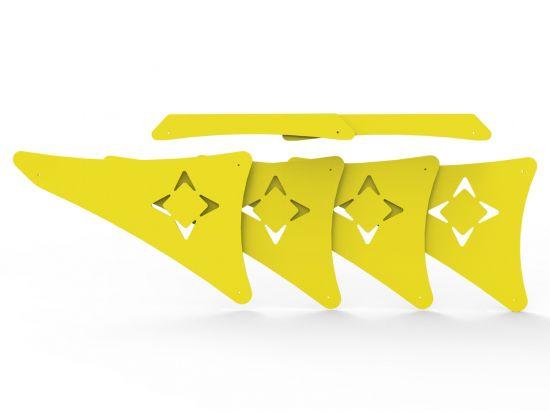 Kit de Acrílico para Cadillac Cross Pilates