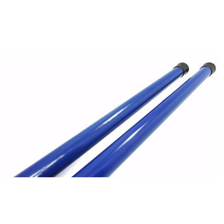 Bastão Tubo de Aço Revestido em PVC