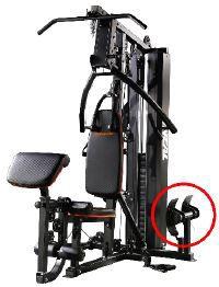 Estação de Musculação BF007