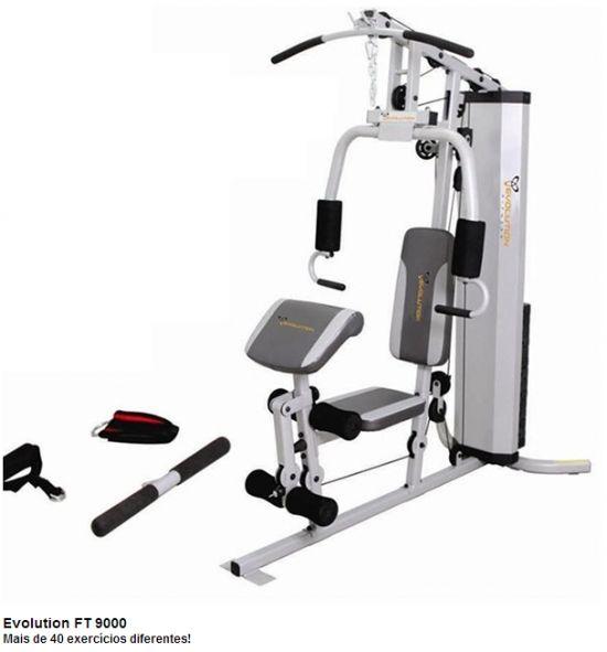 Estação de Musculação FT9000